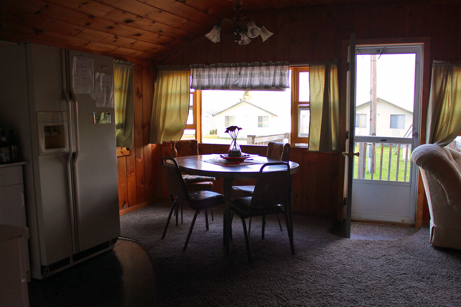 The Dining Room of Cottage #6